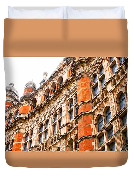 London Building Duvet Cover