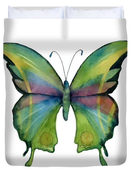 11 Prism Butterfly Duvet Cover