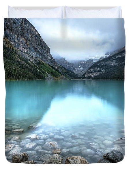 1111 Lake Louise Duvet Cover