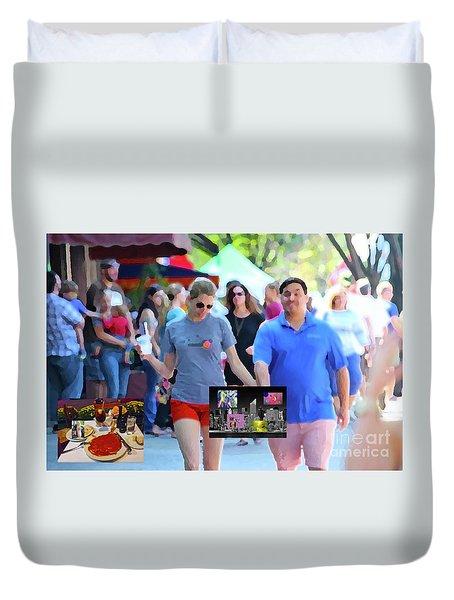 12-31-2056g Duvet Cover