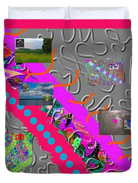 12-31-2056u Duvet Cover