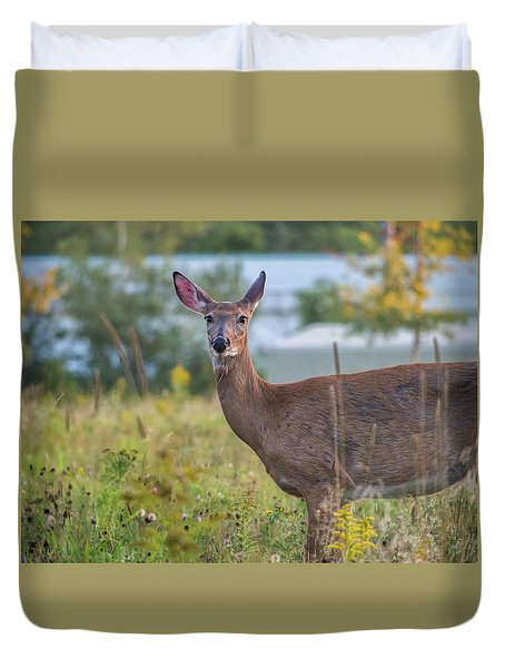 Down East Maine  Duvet Cover