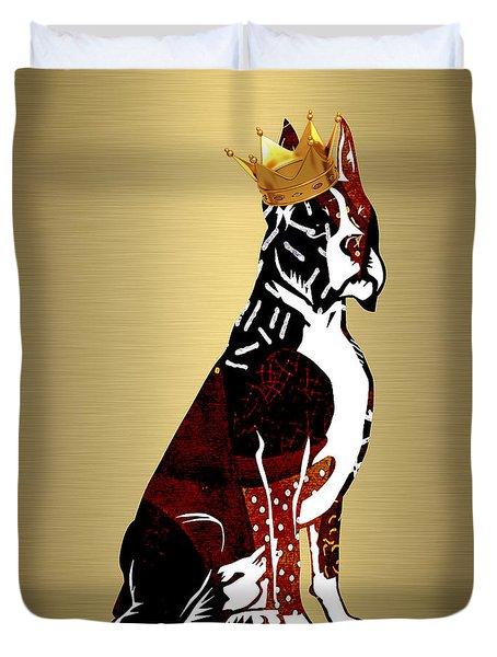 Boxer Collection Duvet Cover