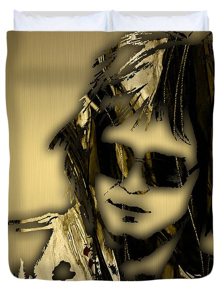 Elton John Collection Duvet Cover