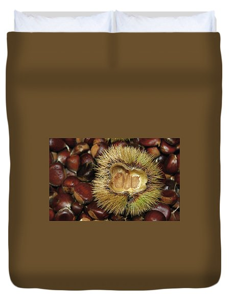 Untitled Duvet Cover by Paul Drewry