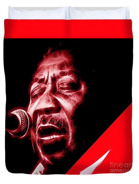 Muddy Waters Collection Duvet Cover