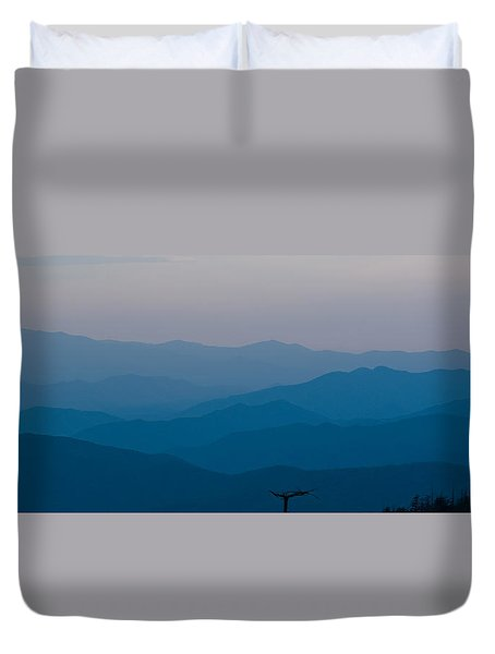 Panoramic Fine Art Prints Duvet Cover