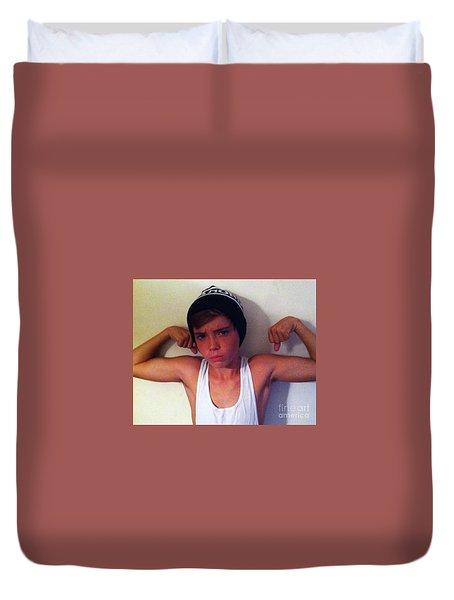 Age 14 Duvet Cover