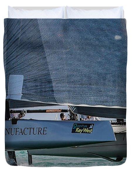 Watercolors Duvet Cover