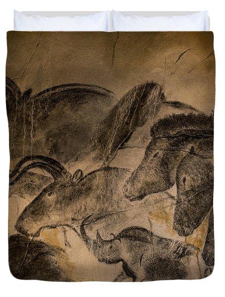 Chauvet Duvet Cover