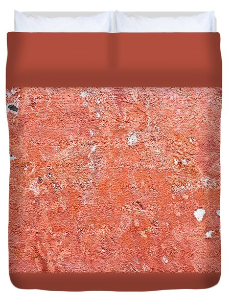 Stone Wall Duvet Cover