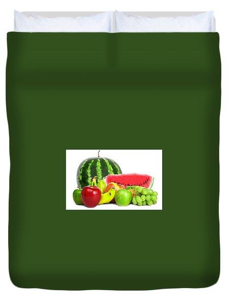 Fruit Duvet Cover