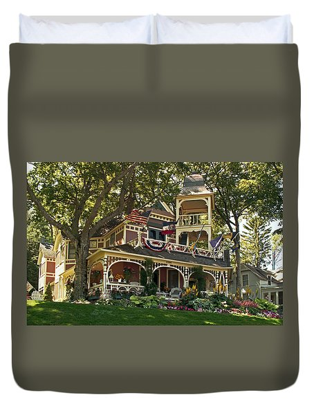 1794 Bayview Duvet Cover