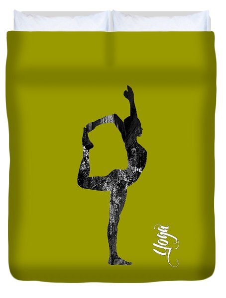 Yoga Collection Duvet Cover