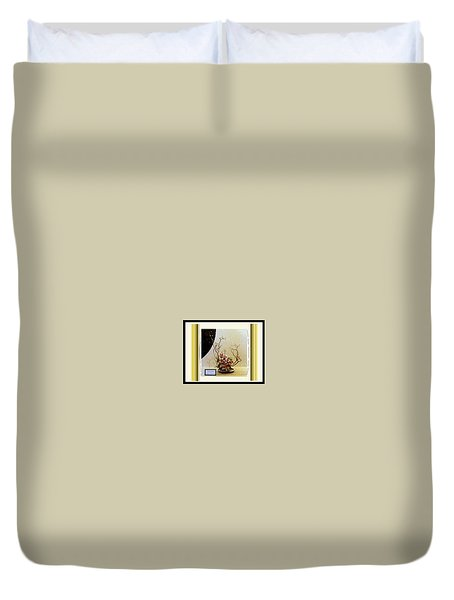 Digital Artistry Duvet Cover