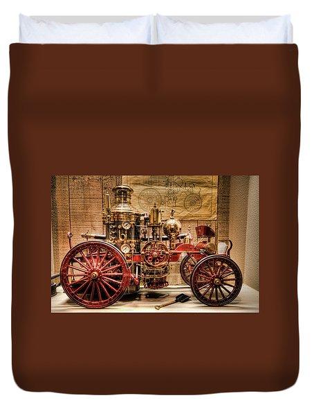 1870 Lafrance Duvet Cover