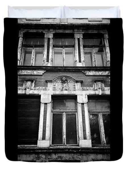 1909  #ndh #nordhausen #nokia Duvet Cover