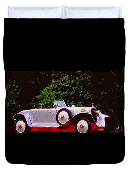 1921 Farman A6b Super Sport Torpedo Duvet Cover