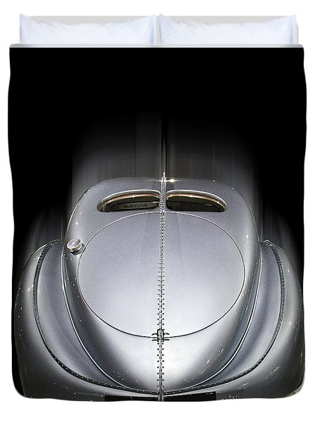 1926 Bugatti Rear Duvet Cover