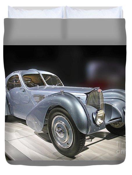 1926 Bugatti Duvet Cover