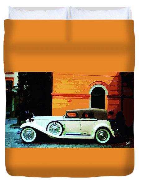 1930 Isotta-fraschini Duvet Cover