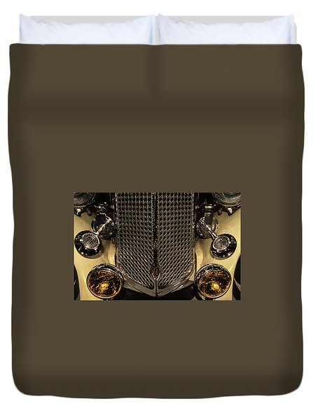1931 Chrysler Duvet Cover