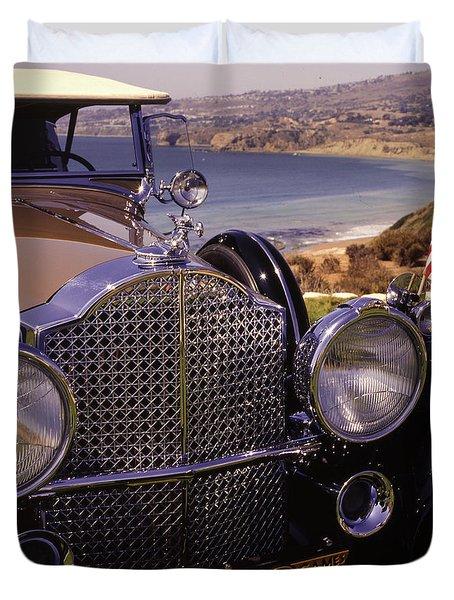 1932 Packard Phaeton Duvet Cover