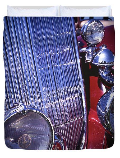 1936 Auburn  Duvet Cover