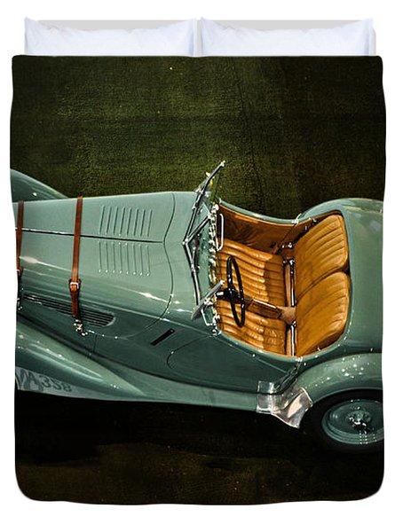 1936 Bmw 328 Roadster Duvet Cover