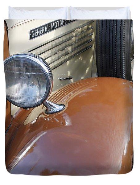 1936 Gmc Pickup Truck 2 Duvet Cover