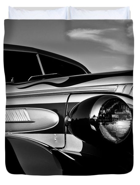 1937 Chevy Coupe Duvet Cover