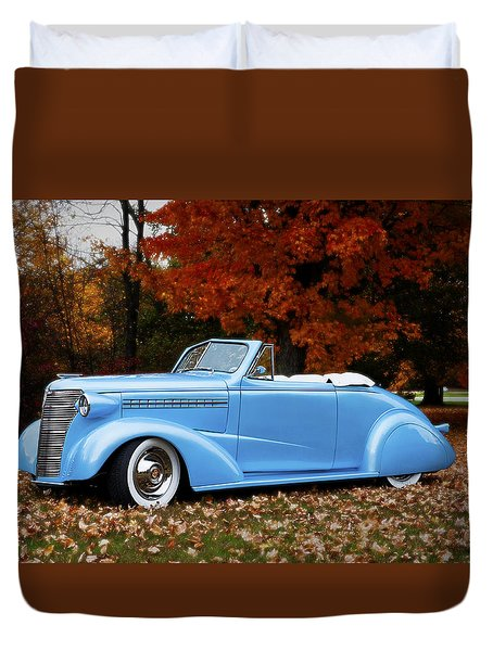 1938 Chevy Duvet Cover