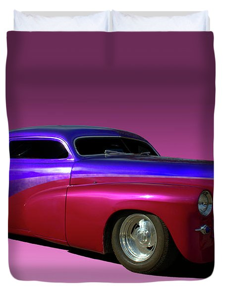 1947 Cadillac Radical Custom Duvet Cover