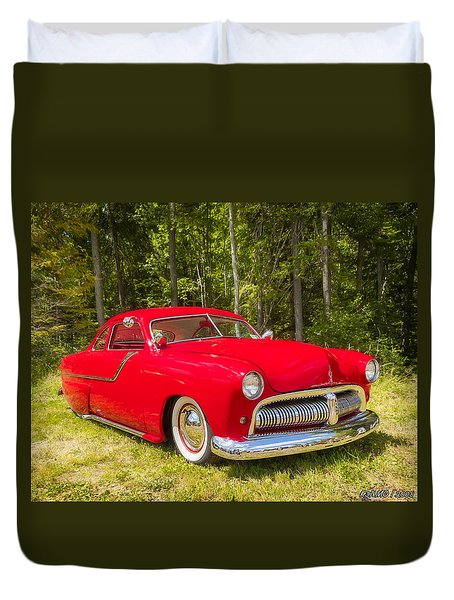 1949 Meteor Customized Duvet Cover