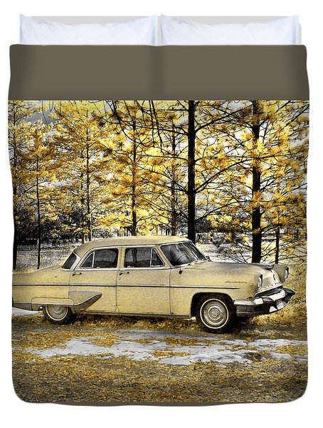 1954 Imperial Duvet Cover