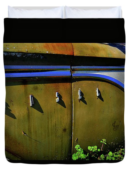 1959 Ford Edsel 002 Duvet Cover