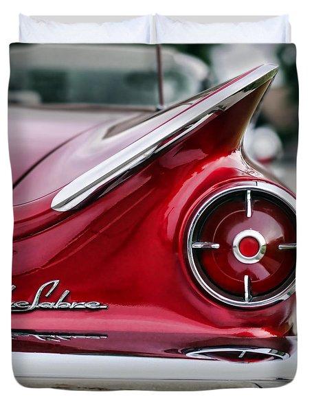 1960 Buick Lesabre Duvet Cover