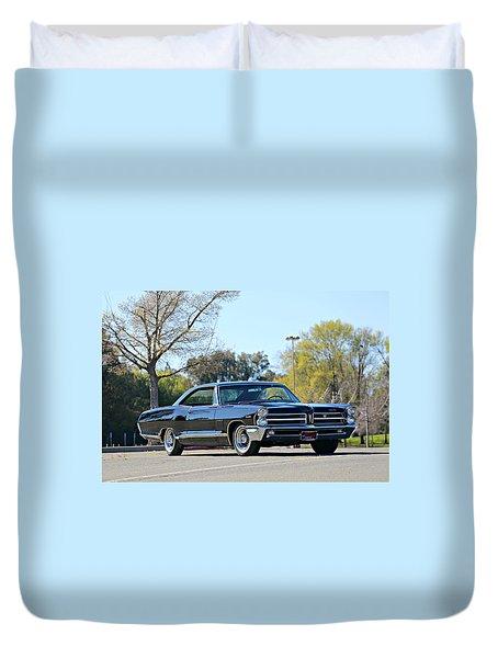 1965 Pontiac 2 Plus 2 Duvet Cover
