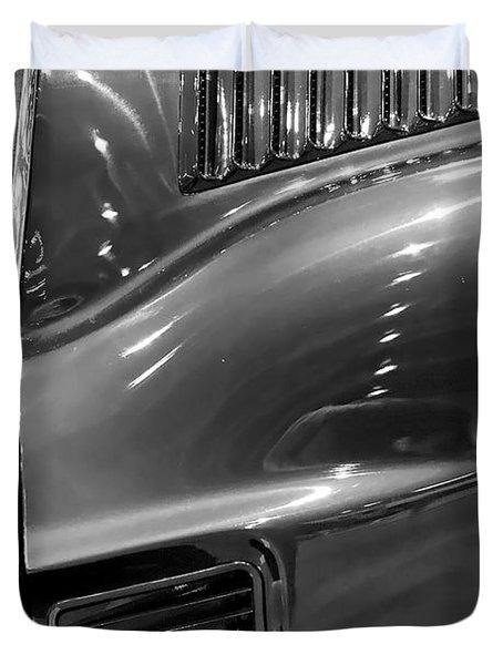 1967 Ford Mustang Fastback Duvet Cover by Gordon Dean II