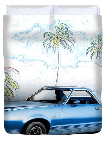 1979 Ranchero Gt 7th Generation 1977-1979 Duvet Cover