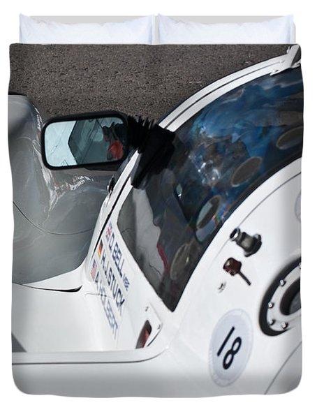 1987 Porsche 962c Duvet Cover