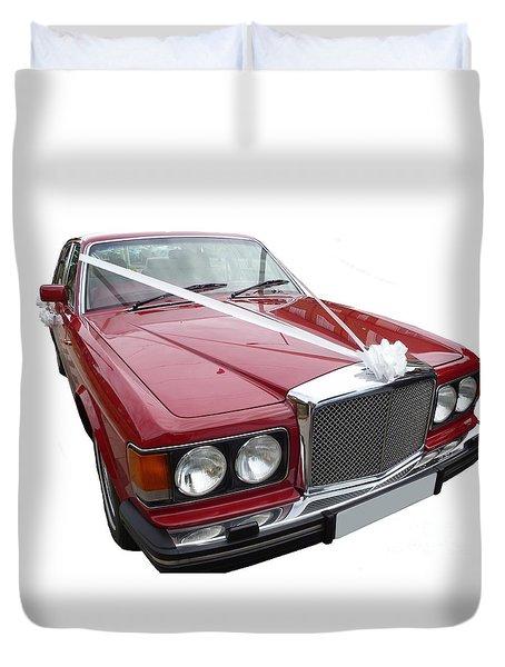 1997 Bentley Turbo R Duvet Cover