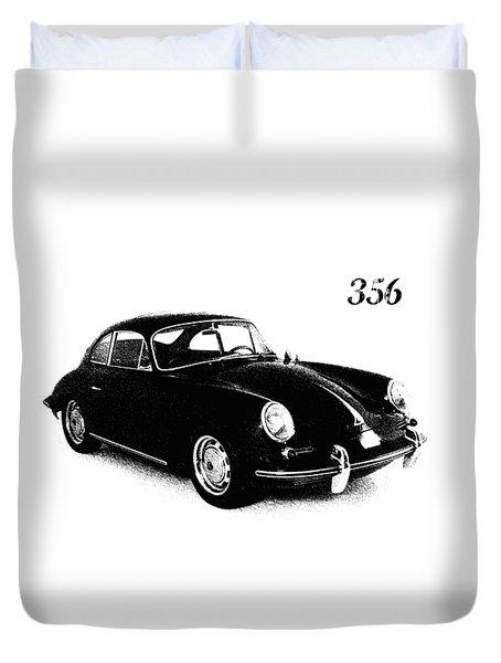 356 Duvet Cover by Mark Rogan