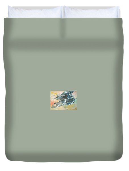 Abstract #05 Duvet Cover