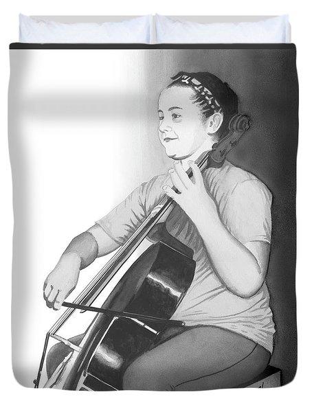 Alaina Duvet Cover