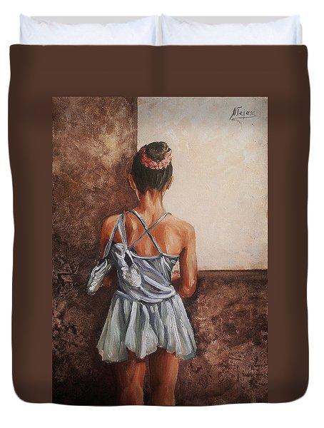 Bailarina Duvet Cover