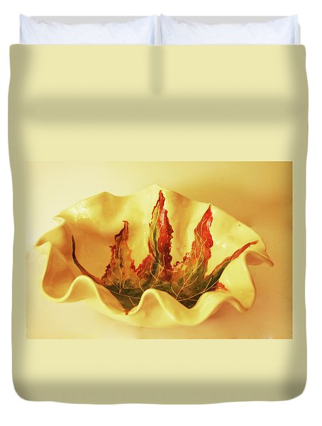 Big Bowel1 Duvet Cover