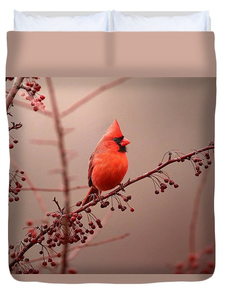 Bold Beauty Duvet Cover