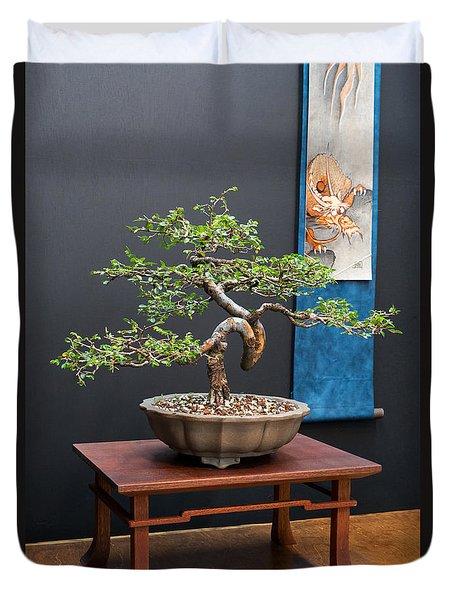 Bonsai Art Duvet Cover