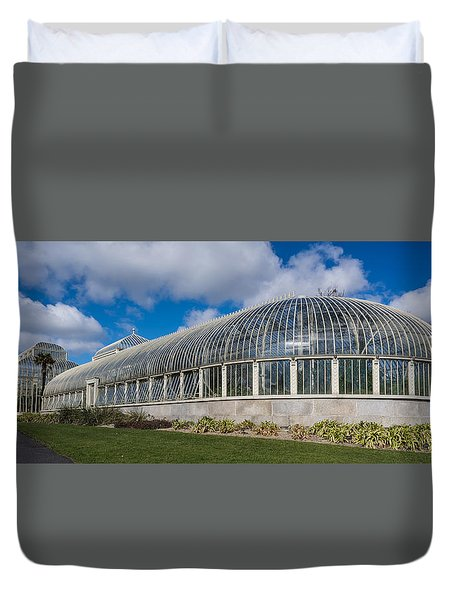 Botanical House Duvet Cover